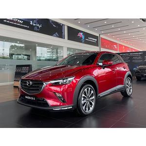 Mazda CX-3 Luxury