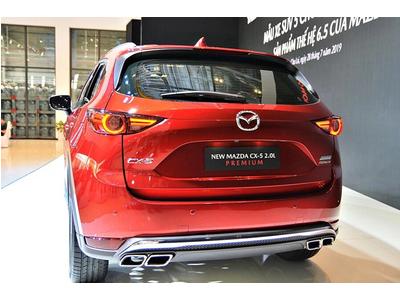 New Mazda CX-5 Premium