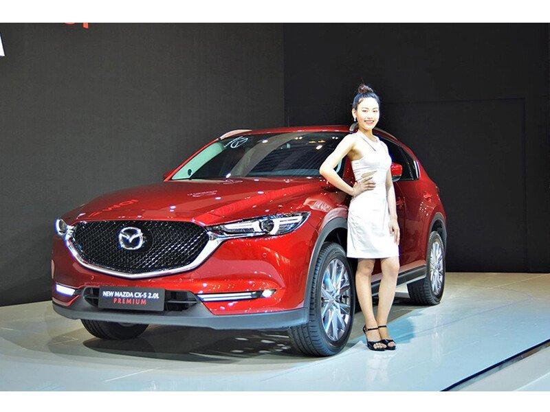 New Mazda CX-5 Luxury
