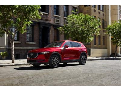 Mazda CX-5 2017 chính thức ra mắt