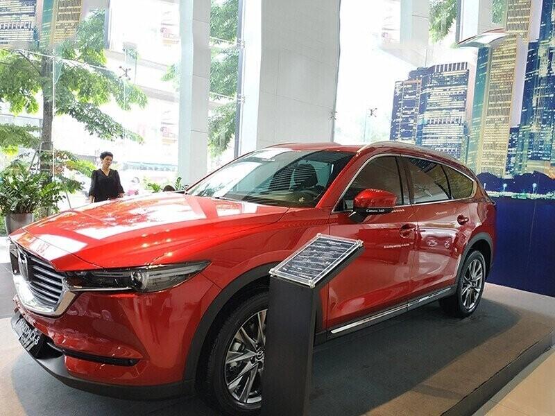Mazda CX-8 Premium (Vin 2021)