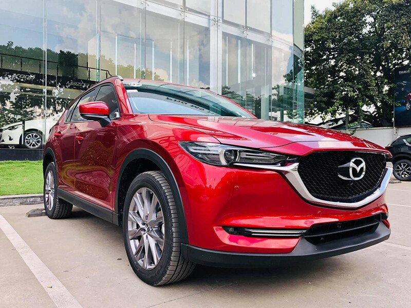 New Mazda CX-5 2.0 Deluxe (Vin 2021)