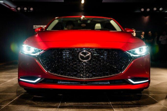 Mazda 3 Sport 1.5L Luxury 2020