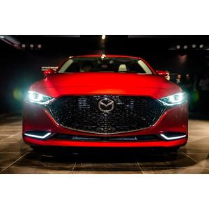 Mazda 3 Sport 1.5L Luxury (Vin 2021)
