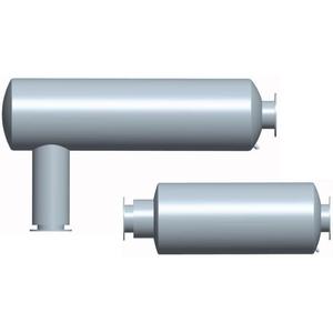 Bô giảm thanh động cơ (Exhaust Muffler)