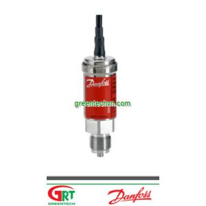 MBS 33   Relative pressure transmitter   Máy phát áp suất tương đối   Danfoss Vietnam