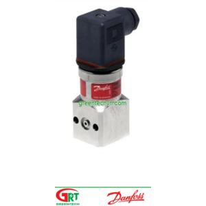 MBS 3350   Relative pressure transmitter   Máy phát áp suất tương đối   Danfoss Vietnam
