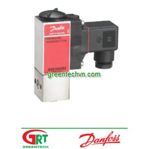 MBS 5100   Relative pressure transmitter   Máy phát áp suất tương đối   Danfoss Vietnam