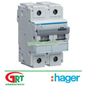 MCB Hager MU216A | MCB Hager 2P 16A 6kA MU216A | Cầu dao Hager MU216A | Hager Vietnam