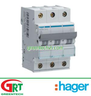 NDN306A | NDN310A | NDN313A | NDN316A | NDN320A | Hager Vietnam | Greentech Viet nam