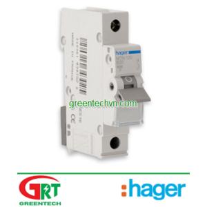 MU106A | MU110A | MU116A | MU120A | Hager Vietnam | Greentech Viet nam