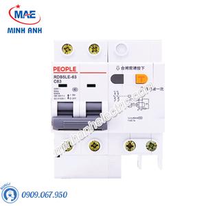 MCB chống rò và quá tải RCBO - RDB5LE & RDX2LE-125 1P +N