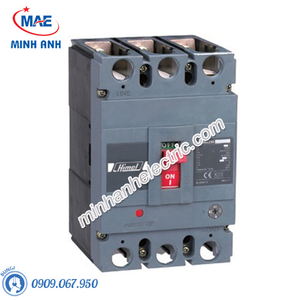 MCCB 3P 200A 50kA - Model HDM6S250M2003XXX3