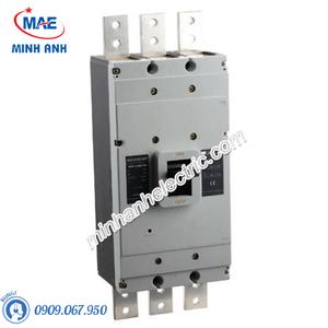 MCCB 3P 400A 50kA Type L - Model HDM1800L4003