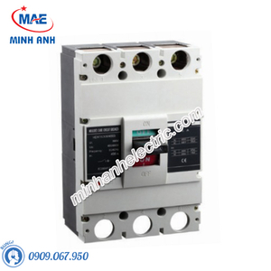 MCCB 3P 500A 50kA Type L - Model HDM1630L5003