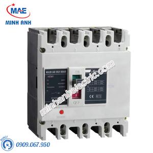 MCCB 4P 350A 70kA Type M - Model HDM1400M3504