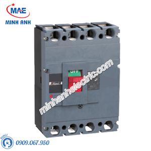 MCCB 4P 400A 70kA - Model HDM6S400M4004XXX3