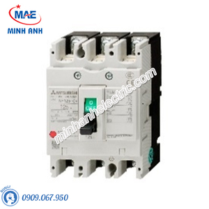 MCCB - Cầu Dao Bảo Vệ Động Cơ NF250-SV 3P 125A 36kA MB MITSUBISHI