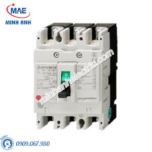 MCCB - Cầu Dao Bảo Vệ Động Cơ NF63-SV 3P 10A 7.5kA MB MITSUBISHI