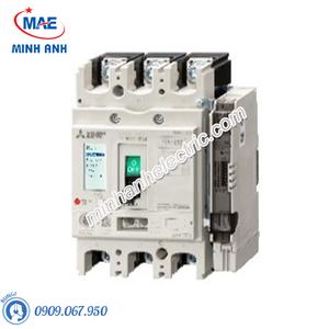 MCCB - Cầu Dao Tự Động Có Bộ Hiển Thị Đo Lường MDU-NF250-HEV 4P 70kA EX MITSUBISHI