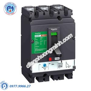 MCCB CVS100F Type F 3P 100A 36kA 415V - Model LV510337