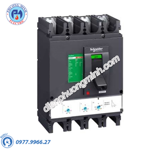 MCCB CVS400N Type N 4P 400A 50kA 415V - Model LV540319