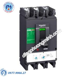 MCCB CVS630N Type N 3P 600A 50kA 415V - Model LV563316