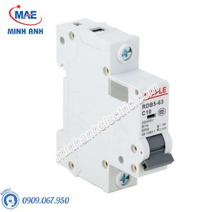 MCCB Dòng cắt 6000A - RDB5-63 - RDB5-125 1P 6kA