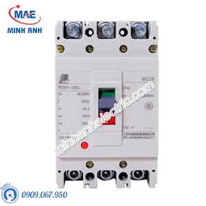 MCCB thiết bị đóng cắt - RDM1-125L 3P 4P 35kA