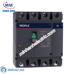 MCCB thiết bị đóng cắt - RDM5-250L 3P 4P 35kA