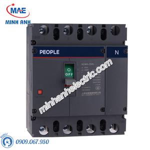 MCCB thiết bị đóng cắt - RDM5-250L 3P 4P 50kA