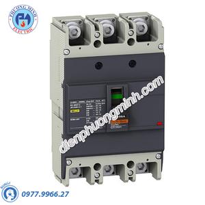 MCCB Type F 3P 160A 18kA 415VAC - Model EZC250F3160