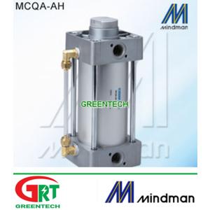 MCQA-AH   Mindman MCQA-AH   Air/Oil Converter   Bộ chuyển đổi dâù khí   Mindman Vietnam