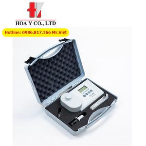 Máy đo quang MD 200 Chlorine, Bromine, pH, Cyanuric acid, Acid capacity KS4.3, Calcium hardness, tab