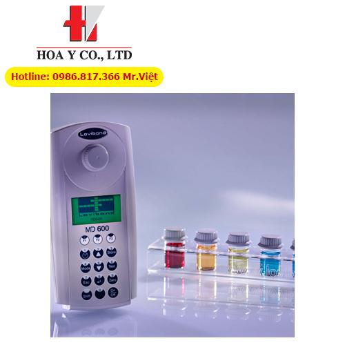 Máy quang phổ MD 600 Lovibond kiểm tra chất lượng nước