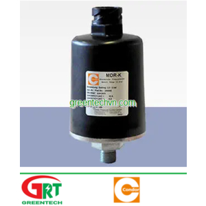 MDR-K | Condor MDR-K | Công tắc áp suất Condor MDR-K | Pressure Switch Condor MDR-K | Condor Vietnam
