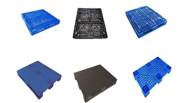 các mẫu pallet nhựa