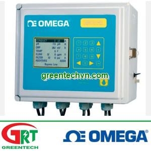 Measurement amplifier / controller / water treatment NEMA-4X | CDCN13