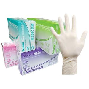 Găng tay y tế Second Skin Latex Medicom 1205