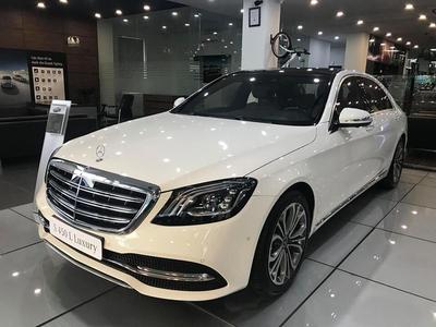 Mercedes-Benz S450 Luxury