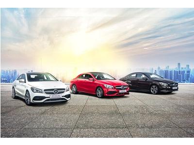 Mercedes-Benz CLA 2017 giá từ 1,5 tỷ đồng tại Việt Nam