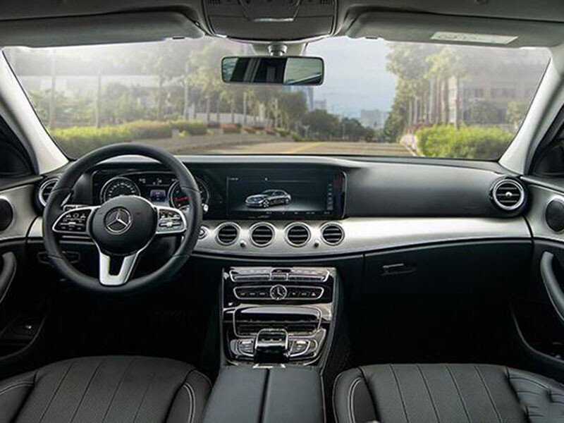 Mercedes-Benz E180