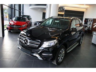 Mercedes-Benz GLE 400 Exclusive