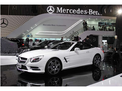 Mercedes-Benz SL400 2look Edition