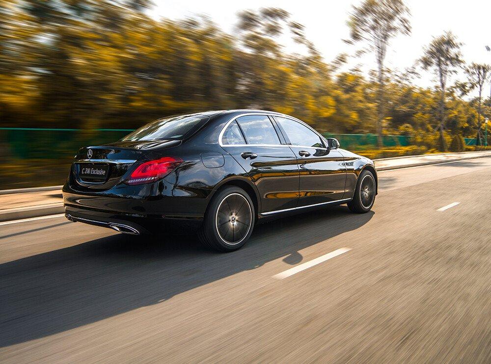 Mercedes-Benz C200 Exclusive 2021