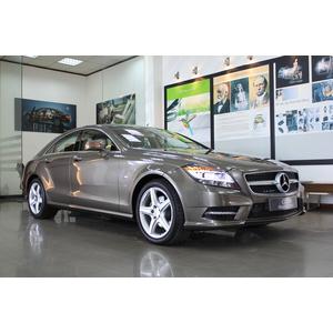 Mercedes-Benz CLS 350 BlueEFFICIENCY