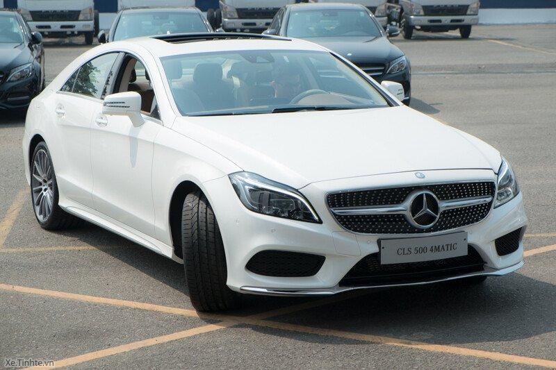 Mercedes-Benz CLS 500 4MATIC