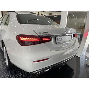 Mercedes-Benz E200 Exclusive 2021