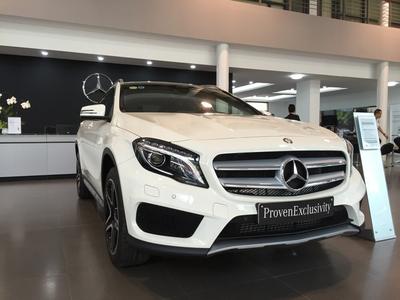 Mercedes-Benz GLA 250