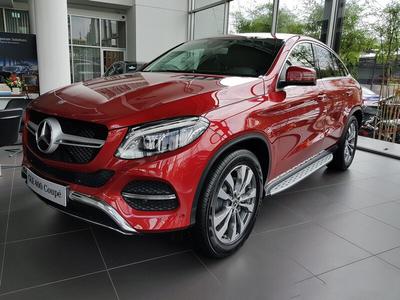 Mercedes-Benz GLE 400 4MATIC Coupé